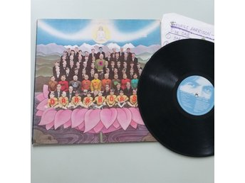 George Harrison, Dark Horse Gatefold
