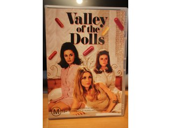 Valley Of The Dolls - Australia import, SV Text - DVD OOP - Sharon Tate