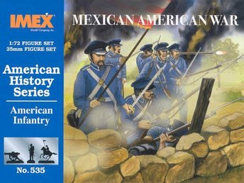 US Infantry (Mexican - American War)
