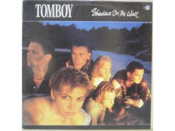 Tomboy-Shadows on the wall / LP