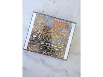 YES: Resurrection dragons. Live 1986, 2 cd - Karlskrona - YES: Resurrection dragons. Live 1986, 2 cd - Karlskrona