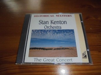 Stan Kenton Orchestra - The Great Concert