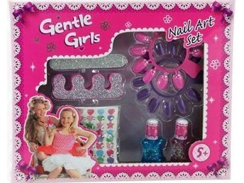 NAGELSET SET GENTLE GIRL