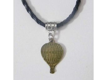 Luftballong halsbang / Hot air balloon necklace