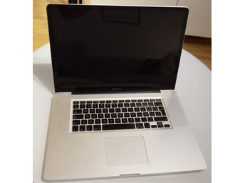 "MacBook Pro 17"" Early 2009 (250GB SSD)"