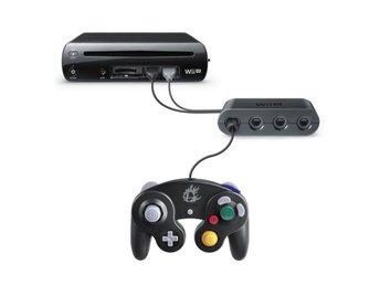 Gamecube Kontroll Adapter Nintendo Wii U - Huddinge - Gamecube Kontroll Adapter Nintendo Wii U - Huddinge