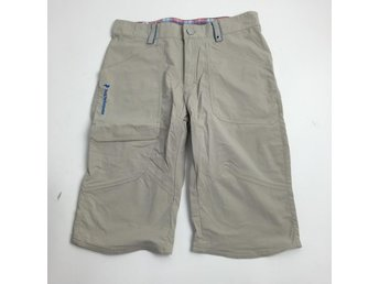 Peak Performance, Shorts, Strl: 150, Beige, Skick: Normalt