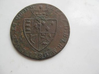 Irland  1/2 Penny  1890