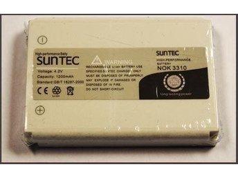 Batteri till Nokia 3310,3410, 3510,, mm // Nytt 1200 mAh Li-ion - Ekerö - Batteri till Nokia 3310,3410, 3510,, mm // Nytt 1200 mAh Li-ion - Ekerö