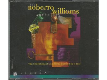 The Roberta Williams Anthology - 14 Full games of Adventure in a box - 4 disc