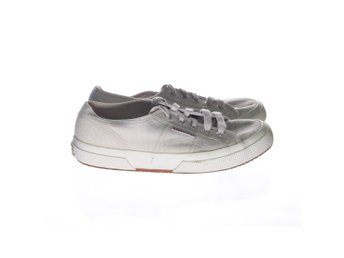 Superga, Sneakers, Strl: 38, Vit