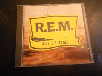 r.e.m out of time cd