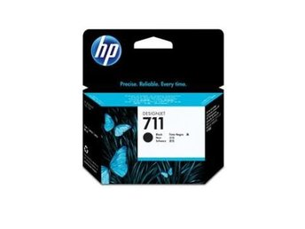 HP Ink Cartridge, Black, No 711 , 80 ml