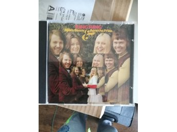 Björn Benny & Agnetha Frida : Ring ring cd 1988 polar Abba