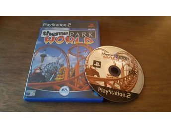 THEME PARK WORLD PS2 BEG