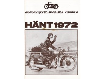 MCHK 1972 Saxtorp GP 1933..Husqvarna..Indian..Skinnknutte