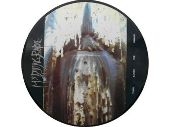 My dying bride -Turn loose the swans PIC DISC 1997 ltd 500 c