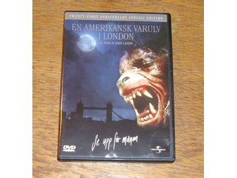 DVD - En Amerikansk Varulv I London