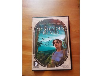Mysterious Island Pc spel