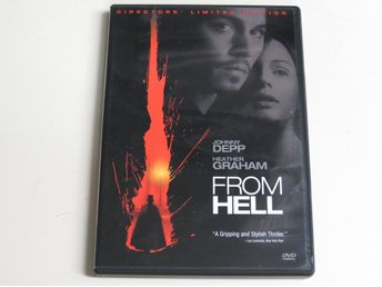 FROM HELL: DIRECTOR'S LIMITED EDITION (2-disc DVD) Region 1