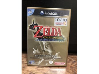 The Legend of Zelda The Wind Waker & Ocarina Of Time - Gamecube