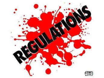 Regulations - Regulations - CD NY