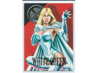 MARVEL X-MEN  SAMLARKORT - WHITE QUEEN