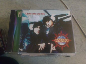 Navigators - Come Into My Life (CD SINGEL)