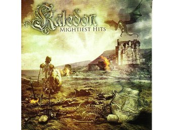 Kaledon-Mightiest hits / Dubbel-CD / Power Metal