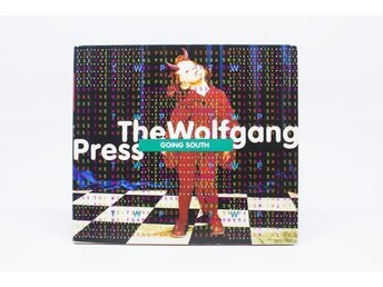 The Wolfgang Press: Going South (Dif Juz/The Hope Blister/Ultra Vivid Scene)
