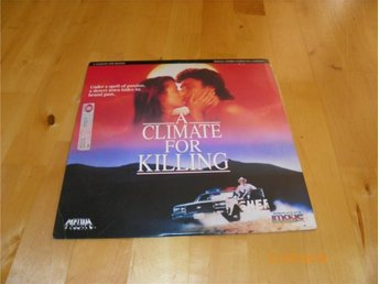 A climate from killing - 1st Laserdisc