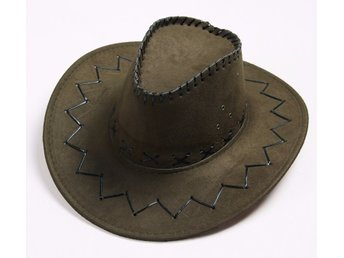 Cowboy Hatt Army Green