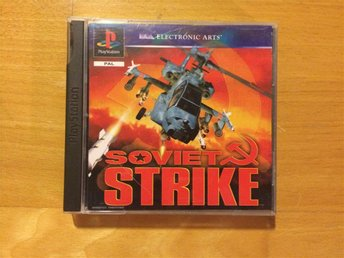 Soviet Strike - PlayStation