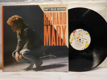 RICHARD MARX - DON'T MEAN NOTHING - MAXI