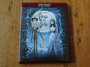 THE CORPSE BRIDE (HD DVD) Tim Burton