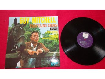 "Guy Mitchell ""Traveling shoes"" LP"