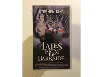 Tales from the darkside/Stephen King/VHS
