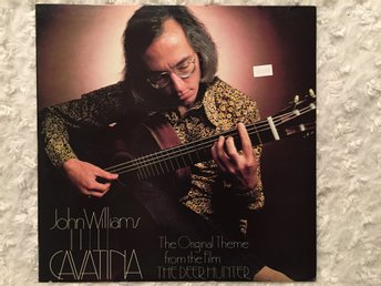 John Williams Cavatina. Theme from the film The Deer Hunter. UK Press.