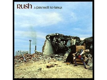 Rush: A farewell to kings 1977 (Rem) (CD)