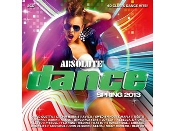 Absolute Dance Spring 2013 (2 CD)