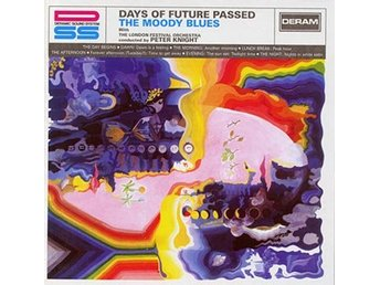 Moody Blues: Days of future passed (2008/Rem) (CD)