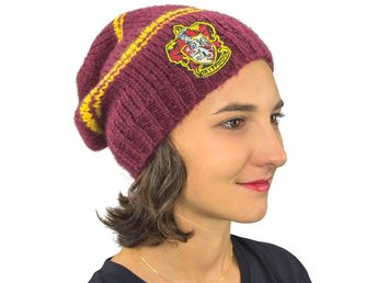 Harry Potter - Beanie slouchy Gryffindor