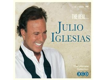 Iglesias Julio: The real... 1978-2011 (3 CD)
