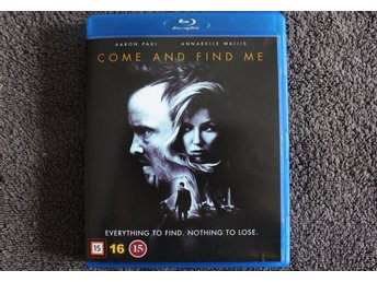 COME AND FIND ME  BLU-RAY