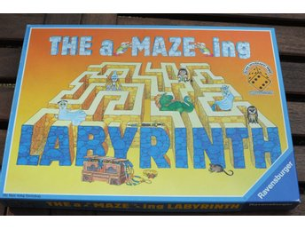 The AMazing Labyrinth spel Ravensburger