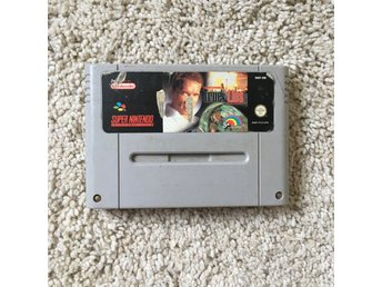 TRUE LIES - SNES/PAL