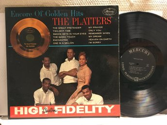 PLATTERS - ENCORE OF GOLDEN HITS