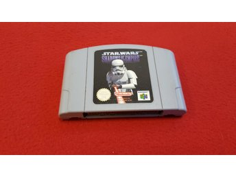 STAR WARS SHADOWS OF THE EMPIRE till Nintendo 64 N64