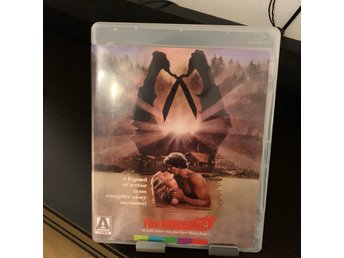The Burning Arrow Video Blu-ray