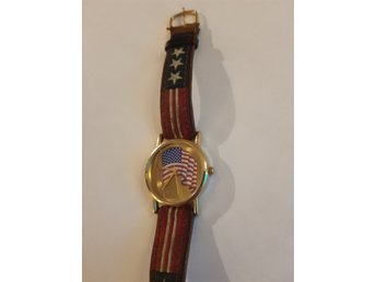 "Armbandsur Quartz ""Valdawn"", USA-tema"
